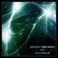 Abstract Brushset 16 - GIMP by r0man-de