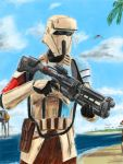 Shore Trooper by Taipu556