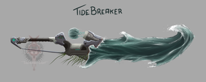 Weapon Adopt '' Tidebreaker '' (closed) by Nano-Core