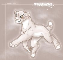 Peppercat lioness by malta