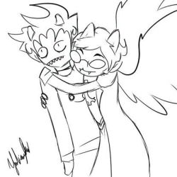 Unfinished - DavepetaxKarkat by IshioShima