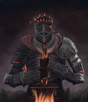 Soul of Cinder by scottcok