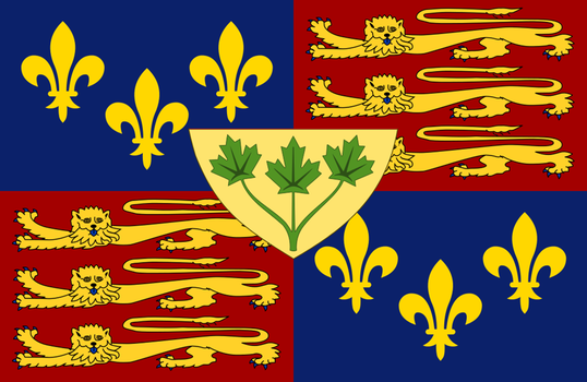 Royal Standard of Canada by ramones1986
