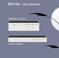 Noyau for winamp by krissirk