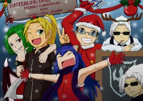 MasterLink Daily Christmas by k4glimit