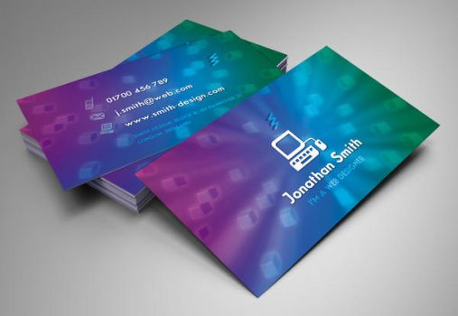 Cubix Business Card by martinemes