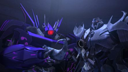 Predacon ( COMMISSION ) by JPL-Animation