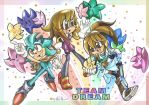 Team Dream by tikal