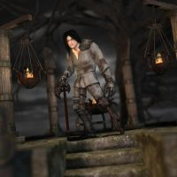 The Wrong Kind of Hero: Karvin the Hunchback by SickleYield