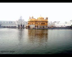 GOLDEN TEMPLE by Andy-Singh91