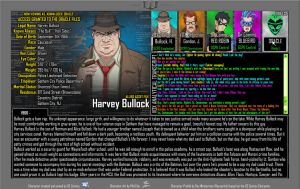 Oracle Files - Harvey Bullock by Roysovitch