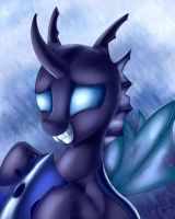 Changeling Commission by FoughtDragon01