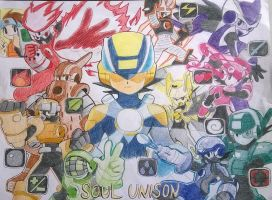 soul unison by ick25