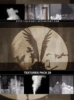 TEXTURE PACK #29 by Alkindii