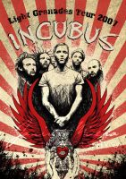 Incubus Poster by Catliv