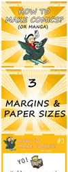 HTMC #3 - Margins and Paper Sizes by Ahkward