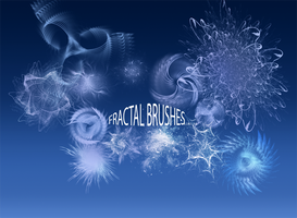 Fractal - PS Brushes by Kime-ra