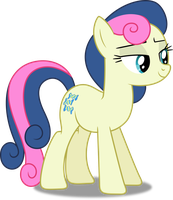 Vector #253 - Bon Bon #2 by DashieSparkle