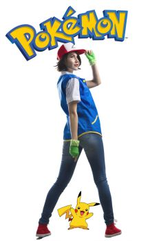 Pokemon by douzocosplay