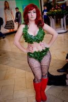 Poison Ivy Redone by aqueenwithnocrown
