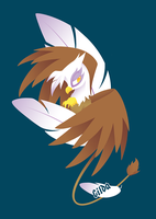 Commission: ~ Gilda ~ by Hydro-King