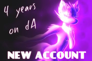 4 Years On dA [[[MOVING TO NEW ACCOUNT]]] by Kana-The-Drifter