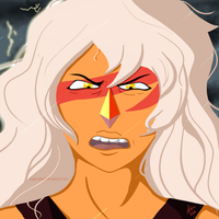 Jasper- This is Your Fault! by SugaryDeath
