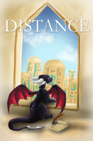 Distance [Cover Art] by MissRiverstyxx