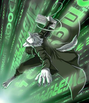 Matrix Kiba by J-C