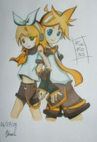 Vocaloid by Kiwi-Francis