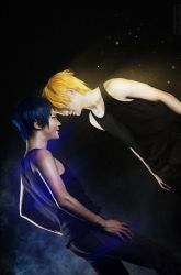 Kise Ryota cosplay by GraysonFin