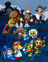 UDON Classic Legends by FlintofMother3
