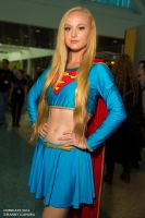 Comikaze 2014 Supergirl by wbmstr