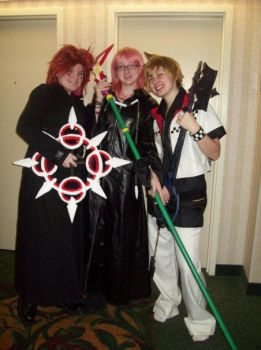 Kingdom Hearts Cosplay by Aurorous