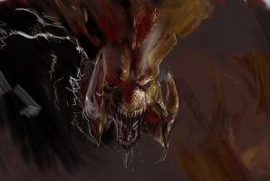 Hydralisk fan art for BJ 2014 by EsBest