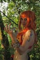 Nami Punk Hazard Cosplay One Piece 5 by Lucy-chan90