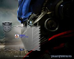 TransFormers...Protect by klen70