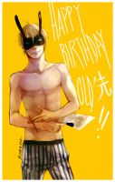 Old Xian by Bisho-s
