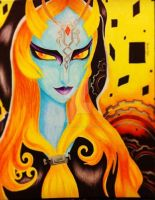 Midna by Lauren-the-Lyon