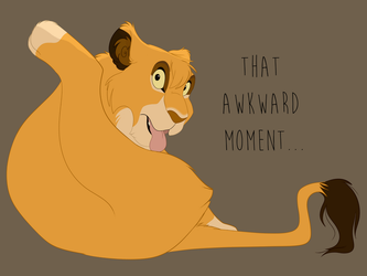 That Awkward Moment by Tayarinne