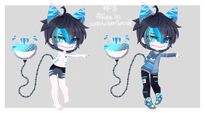 [CLOSED] Driftling - Alice In Wonderland Theme #3 by x-Cute-Kitty-x