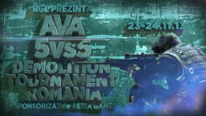 AVA 5vs 5 Demolition Poster by stefitms