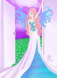 The Door to Fairyland by Cassie-Drey