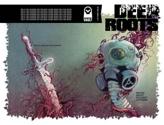 Deep Roots 01 Cover by ValdeciRodrigues