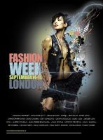 Fashion Week Advertisement by nSite
