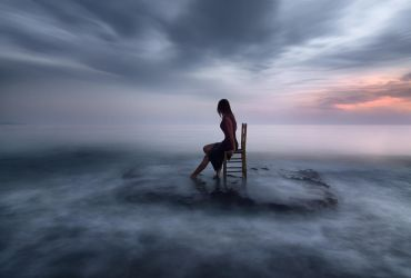 Of Tide and NightFall by justeline