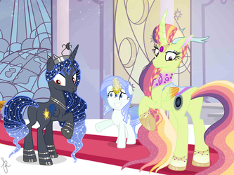 MLP Next Gen - A magical mistake by ilaria122