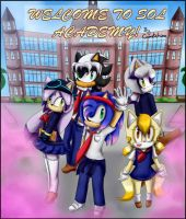 Welcome to Sol Academy! Cover by Cometshina