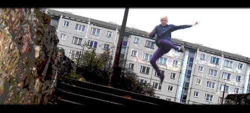 My jumping some action by Amatio