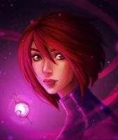 W.i.t.c.h portraits: Will by isawic